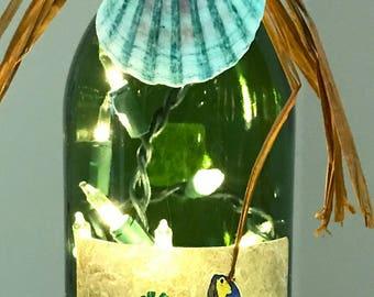 Lighted Bottle Margaritavilleww