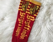 Gryffindor Baby Legs/ Harry Potter Leg Warmers
