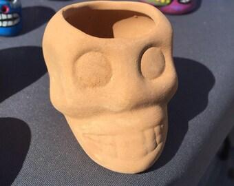 Skull Planter small