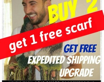 Buy 2 get 1 free scarf upgrade express shipping-expedited shipping-except sale scarf scarves-Men-women Fashion accessories gift scarves2012