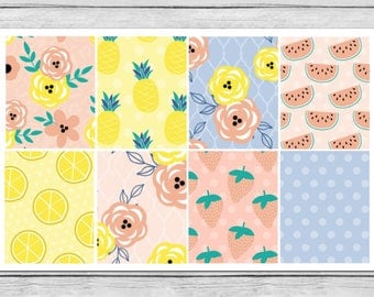 Pretty and Sweet Full Box Planner Stickers