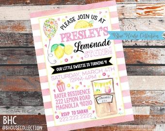 Lemonade stand Party. Lemonade stand Birthday. Lemonade Birthday Invitation. Lemonade Birthday Invite. Lemonade Stand Invitation. Birthday.
