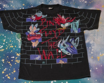 PINK FLOYD The Wall Rock T-Shirt Size L