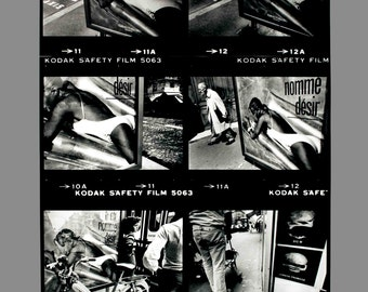 Paolo Gasparini-Desire, Paris (1982)-1982 Poster