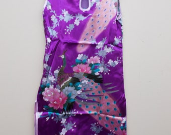 BEAUTIFUL Girls SILK Dress-Size 6