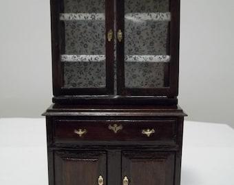 Vintage Doll House Cupboard
