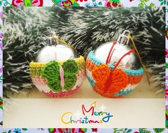Quick Christmas Balls Crochet Pattern