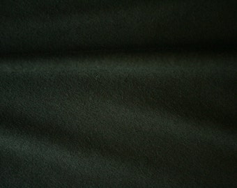"Black Cotton Spandex Jersey Fabric 60"" Wide 15 Yards Wholesale"