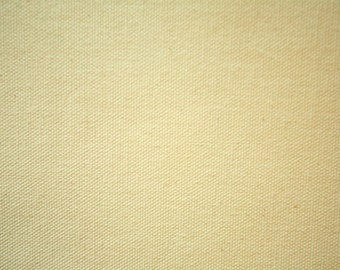 "7 oz Natural Canvas Fabric 68"" Wide Per Yard"
