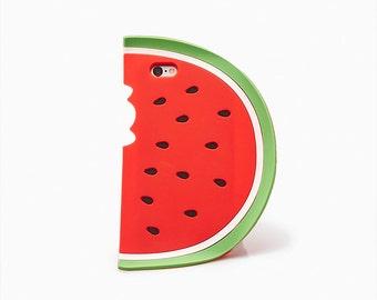 Watermelon iPhone 6 Silicone Case