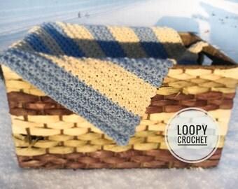 Photo prop basket filler layering blanket baby wrap