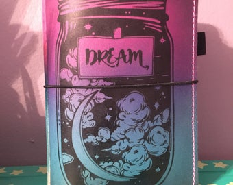 Dream Jar travelers notebook Toby Dori