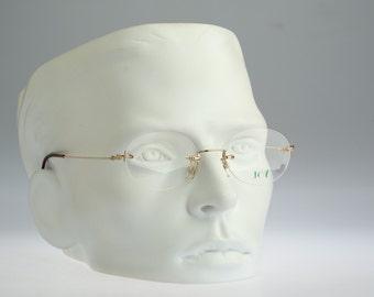 Joy 3838 / Vintage eyeglasses and sunglasses / NOS  90's rare designer eyewear prescription frame