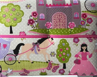Princess themed mini noticeboard.