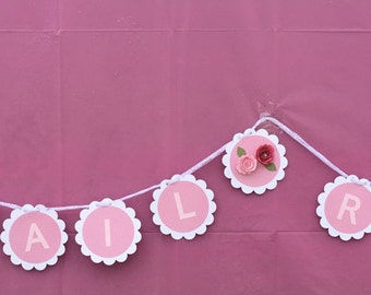 Rose Banner
