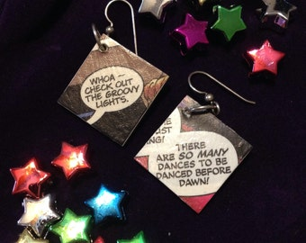 Groovy Lights Dance Earrings
