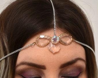 opal dreamer chain head dress