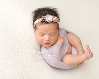 Newborn Photography Fabric Backdrop - Ivory Waffle Knit Backdrop -  2 Yards - Photography Backdrop, Posing Fabric, Newborn Prop