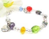 Teachers Poem Bracelet, End of Year Thank You Gifts For Teacher C102