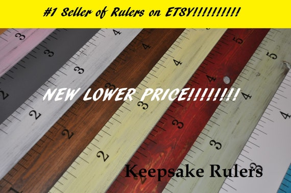 Keepsake Rulers 6000 Sold! **20+ Styles** Life-size growth chart rulers for measuring kids' height!