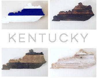 Small Kentucky Cutout