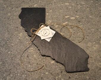 California Slate Cheeseboard - State Cheese Board