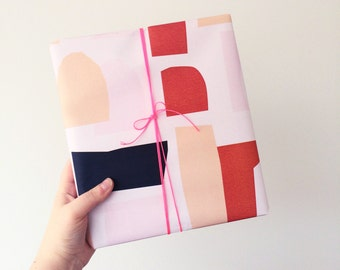 Shape Up Gift Wrap