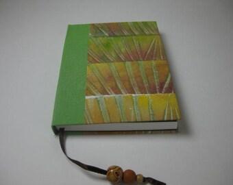 Travel Diary Scetchbook Handbound JournalSmall Note Book
