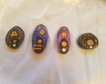 Enchanted Homes Magnets Set #5
