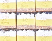 Lemon Meringue Soap