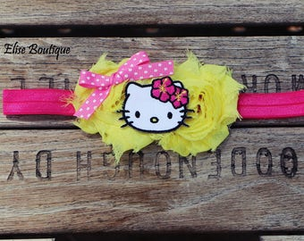 Hawaii Summer Hello Kitty Headband