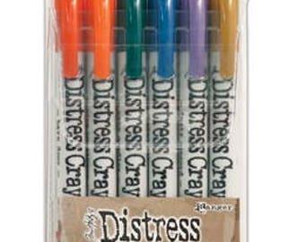 Distress Crayons Set #9 by Tim Holtz TDBK51794 1.cc03