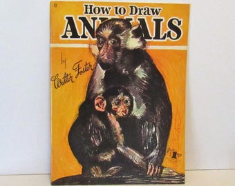 How to Draw Animals by Walter Foster