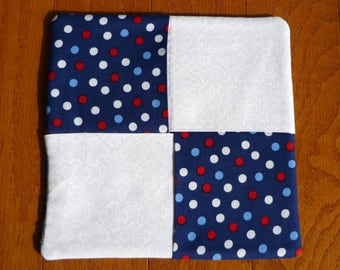 Pot Holder - Polka Dots
