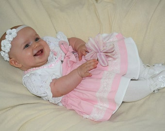 original bavarian Dirndl Dress for Babies made in Germany Oktoberfest