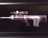 Kel Tec RFB rifle CAT scan pri...