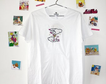 SPACE (embroidered t-shirt)