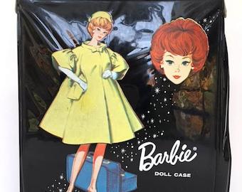 Barbie Doll Case Barbie Doll Clothes Case Original Barbie Travel Case 1963 Mattel