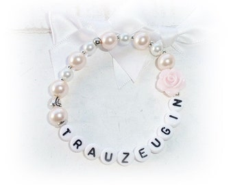 Bracelet, Bridal, Maid of honor