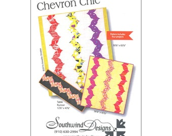 Chevron Chic pattern by Southwind Designs