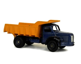 French Vintage Dinky Toys Berliet Benne Carrieres 34 Tipper Truck.