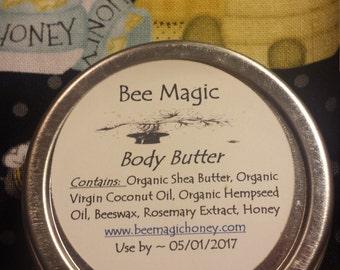 Shea & Honey Body Butter