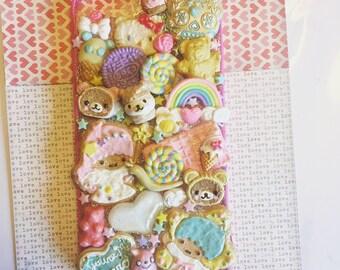 Cute puke iphone 6 plus case