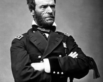 General William T. Sherman Civil War