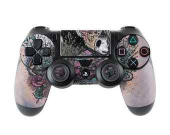 Sony PS4 Controller Skin Kit - Sleeping Giant by Mat Miller - DecalGirl Decal Sticker