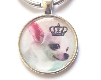 Chihuahua Keychain