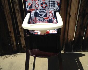 Eddie Bauer Wooden High Chair Cover