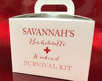 Wedding Welcome Box ~ Survival Kit - 25