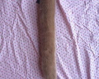Caramel Feline Tail  - Cosplay ~ Kawaii ~ Furry