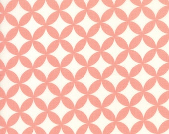 Basics Hello Darling Pink Yardage SKU# 55111-49 by Bonnie and Camille for Moda Fabrics